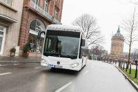 Autobus elettrici: Amburgo ordina 20 Mercedes Citaro
