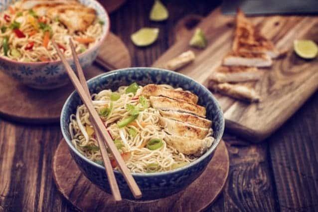Noodles cosa sono tipologie e come cucinarli il caffe web for Cucinare noodles